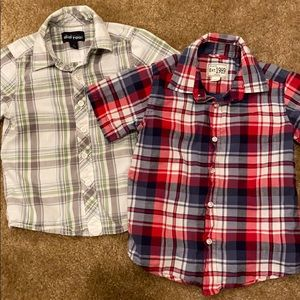 Bundle of 4T tops
